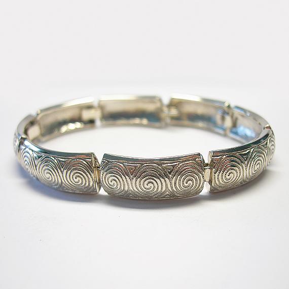 Nibelungen-Armband aus Silber