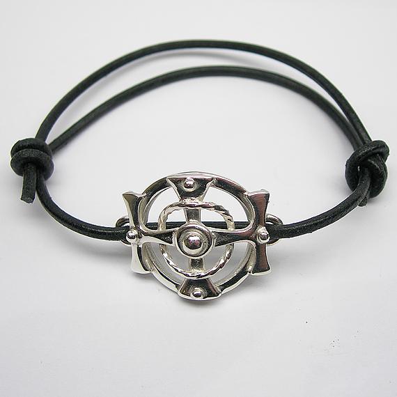"""Armband """"Mytos"""" aus Silber"""