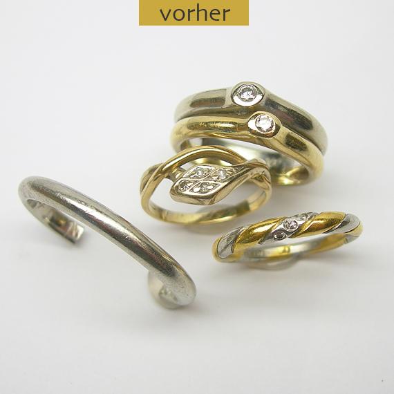 Schmuckumarbeitung AURUM Goldschmiede . Worms