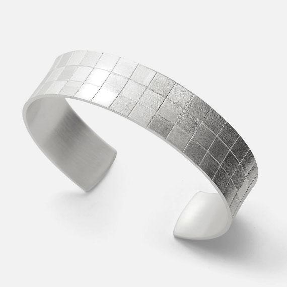 Armspange aus Silber