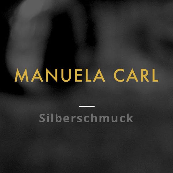 MANUELA CARL - Silberschmuck