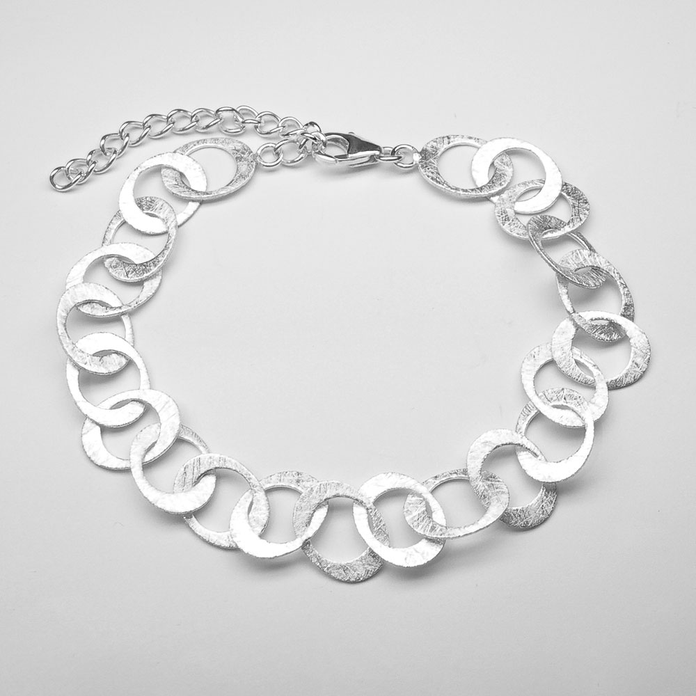 Silber Armband Manuela Carl
